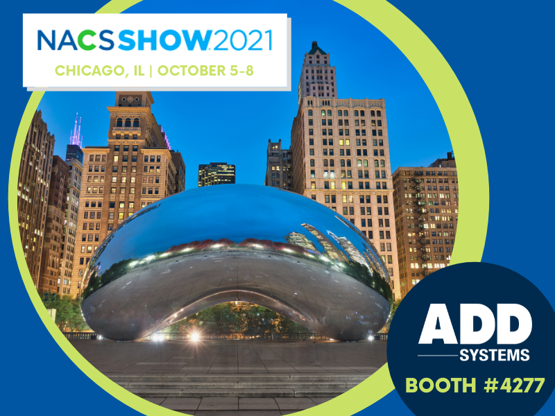 ADD Systems - NACS Show 2021