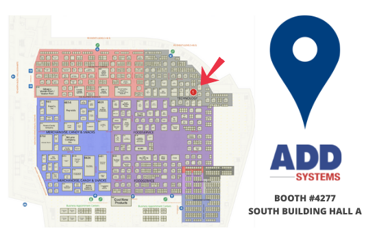 BOOTH #4277 SOUTH BUILDING HALL A